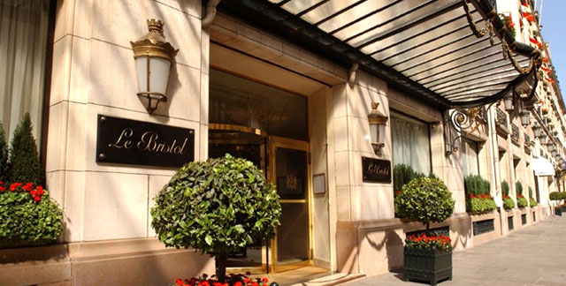 S lection d 39 h tel de luxe en france for Hotel luxe france